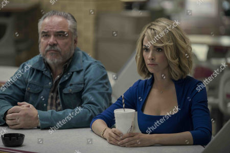 Stock Photo of W. Earl Brown as Witt and Abigail Spencer as Doris Quinn/Katherine Harlow