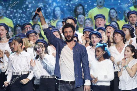 Editorial image of Grande Soiree du Telethon, Paris, France - 07 Dec 2019