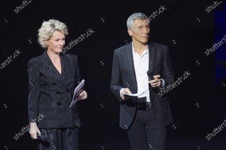 Editorial photo of Grande Soiree du Telethon, Paris, France - 07 Dec 2019