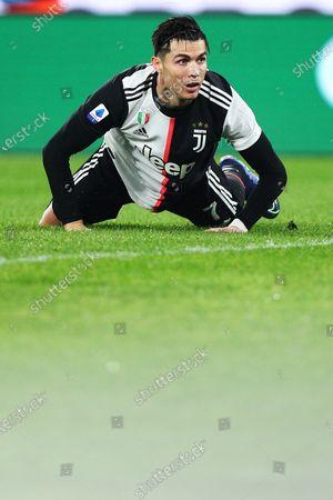 Stock Picture of Cristiano Ronaldo