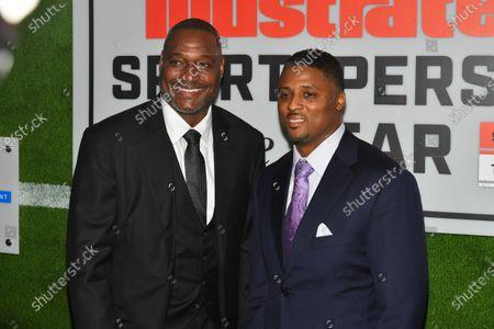 Derrick Brooks and Warrick Dunn