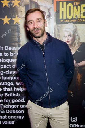 Stock Picture of Charlie Condou