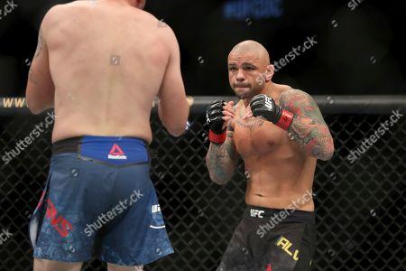Editorial image of UFC Fight Night, Washington, USA - 07 Dec 2019