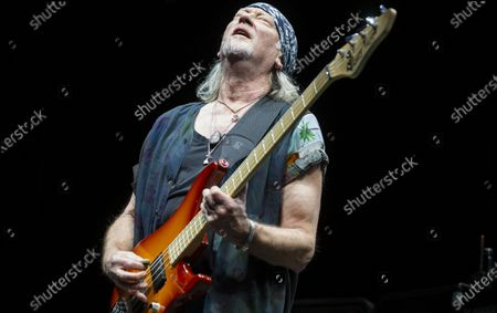 Editorial image of Deep Purple in concert, Budapest, Hungary - 09 Dec 2019
