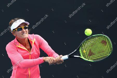 Editorial photo of Australian Open 2020 Play-off, Melbourne, Australia - 10 Dec 2019