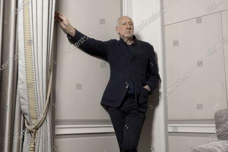 Editorial picture of Pete Townshend photocall, Hotel de Crillon, Paris, France - 25 Nov 2019