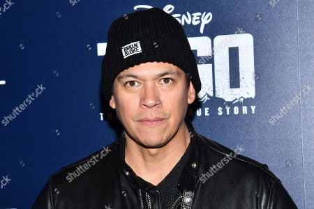 "Editorial image of NY Special Screening of ""Togo"", New York, USA - 09 Dec 2019"