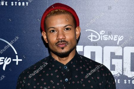 """Jaime Cepero attends a screening of """"Togo"""", hosted by Disney Plus and The Cinema Society, at iPic Theater, in New York"""