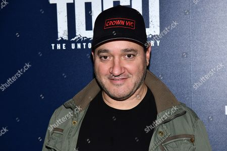 "Gregg Bello attends a screening of ""Togo"", hosted by Disney Plus and The Cinema Society, at iPic Theater, in New York"