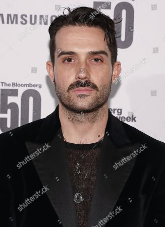 Editorial image of Bloomberg 50 Gala, Arrivals, The Morgan Library, New York, USA - 09 Dec 2019