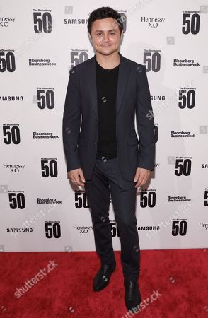 Editorial picture of Bloomberg 50 Gala, Arrivals, The Morgan Library, New York, USA - 09 Dec 2019