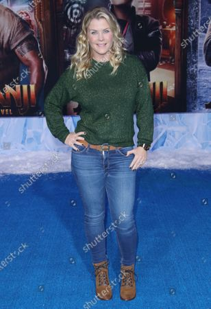 Editorial picture of 'Jumanji: The Next Level' film premiere, Arrivals, TCL Chinese Theatre, Los Angeles, USA - 09 Dec 2019