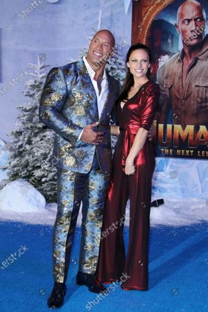Editorial image of 'Jumanji: The Next Level' film premiere, Arrivals, TCL Chinese Theatre, Los Angeles, USA - 09 Dec 2019