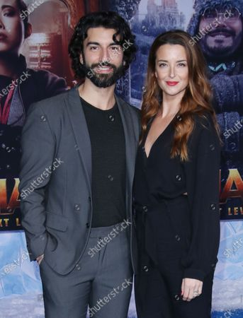 Justin Baldoni and wife Emily