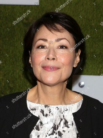 Ann Curry attends the Sports Illustrated Sportsperson of the Year Awards at the Ziegfeld Ballroom, in New York