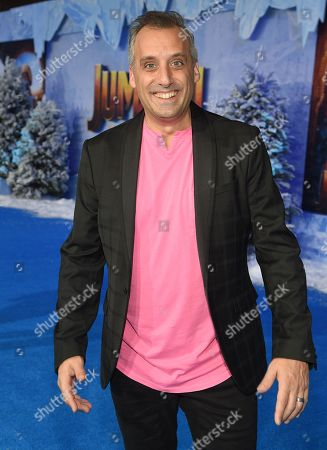 Joeseph Gatto at the World Premiere of Columbia Pictures' JUMANJI: THE NEXT LEVEL at the TLC Chinese Theater.