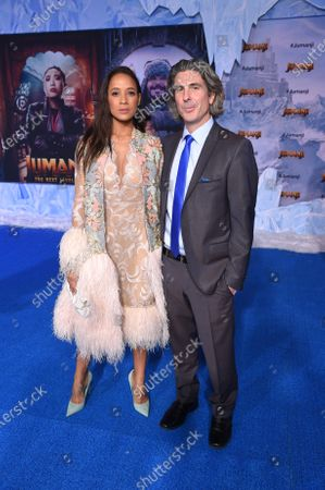 Editorial image of Columbia Pictures' JUMANJI: THE NEXT LEVEL World Premiere, Arrivals, TCL Chinese Theatre, Los Angeles, CA, USA - 9 Dec 2019