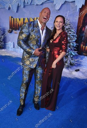 Editorial photo of Columbia Pictures' JUMANJI: THE NEXT LEVEL World Premiere, Arrivals, TCL Chinese Theatre, Los Angeles, CA, USA - 9 Dec 2019