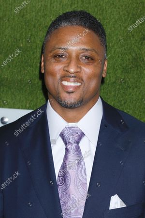 Stock Picture of Warrick Dunn