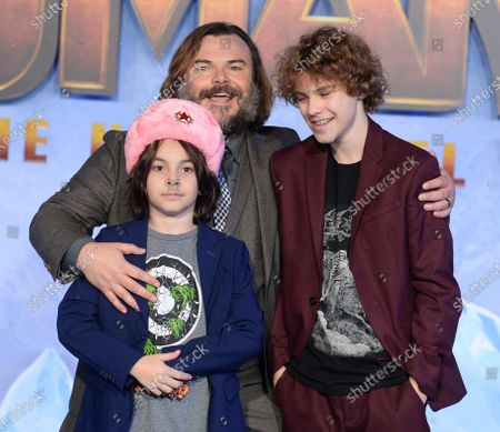 Thomas Black, Jack Black and Samuel Black