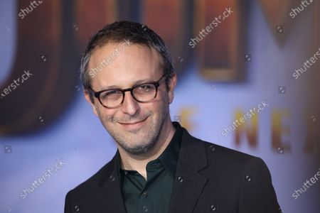 US Director/Co-writer Jake Kasdan poses on the red carpet prior to the premiere of the movie 'Jumanji: The Next Level' at the TCL Chinese Theater in Los Angeles, California, USA, 09 December 2019. The movie will be released in US theaters on 13 December.