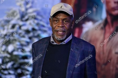 "Danny Glover arrives at the Los Angeles premiere of ""Jumanji: The Next Level,"" at the TCL Chinese Theatre"