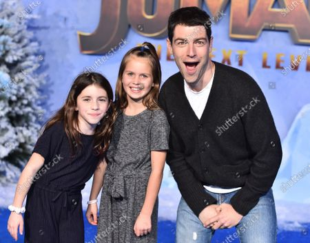 Max Greenfield and guests