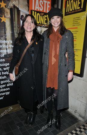 Anna Wilson-Jones and Margaret Clunie