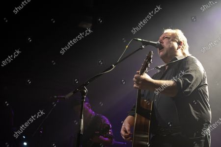 Stock Photo of The Pixies - Black Francis