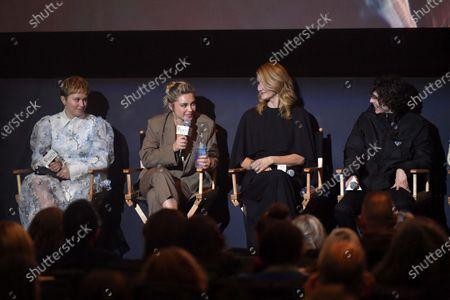 Editorial photo of Exclusive - 'Little Women' BAFTA film screening, New York, USA - 09 Dec 2019