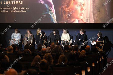 Eliza Scanlen, Florence Pugh, Laura Dern, Timothee Chalamet, Saoirse Ronan, Greta Gerwig