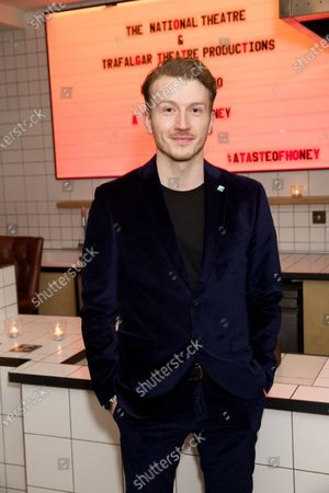 Editorial picture of 'A Taste of Honey' play opening night, After Party, London, UK - 09 Dec 2019