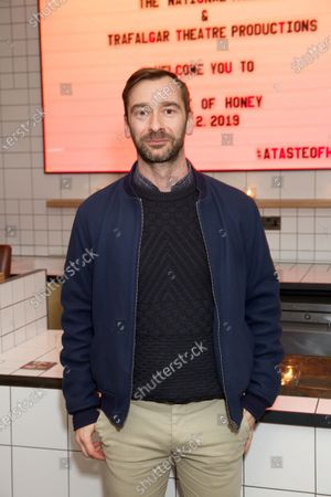 Editorial photo of 'A Taste of Honey' play opening night, After Party, London, UK - 09 Dec 2019