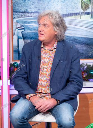 Editorial image of 'Good Morning Britain' TV show, London, UK - 10 Dec 2019