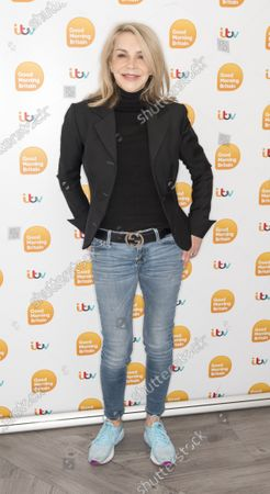 Stock Picture of Leslie Ash