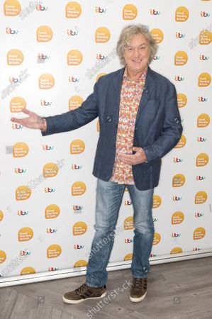 Editorial picture of 'Good Morning Britain' TV show, London, UK - 10 Dec 2019
