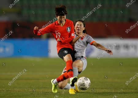 Editorial image of EAFF E-1 Football Championship 2019, Busan, Korea - 10 Dec 2019