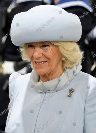 Stock Photo of Camilla Duchess of Cornwall