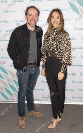 Ben Miller and Susannah Fielding