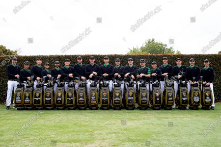 Editorial image of Presidents Cup, Golf, The Royal Melbourne Golf Club, Australia - 11 Dec 2019