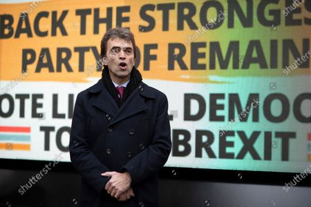 Editorial picture of Liberal Democrat General Election campaigning, London, UK - 10 Dec 2019
