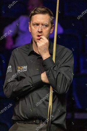 Editorial image of World Snooker Scottish Open - 10 Dec 2019