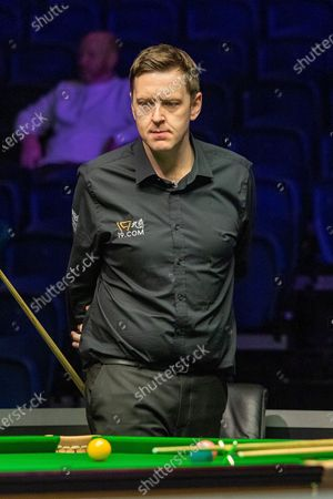Editorial picture of World Snooker Scottish Open - 10 Dec 2019