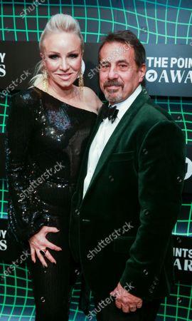 Margaret Josephs and Joe Benigno