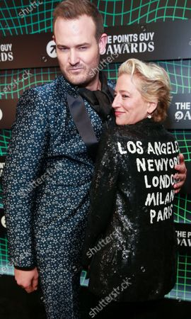 Brian Kelly and Dorinda Medley