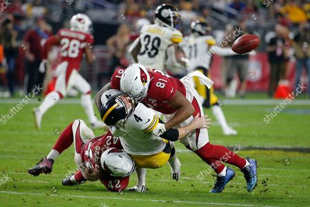 Editorial picture of Steelers Cardinals Football, Glendale, USA - 08 Dec 2019