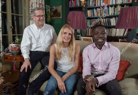 Reggie Nelson.  . 15. 11. 18 Quintin And Elizabeth Price With Reggie Nelson.  A Determined Reggie Door-knocked His Way To A Top Job In The City By Googling 'Richest Area In London' And Came Up With Gloucester Road In Kensington Then Went With A Prepared Speech To Ask The Residents How They Did It.  Words: Kathryn Knight. 15. 11. 18.