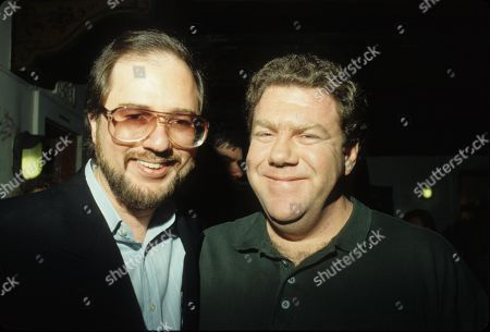 Rupert Holmes and George Wendt