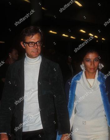 Robert Culp and France Nuyen 1967