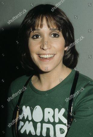 Gina Hecht 1980